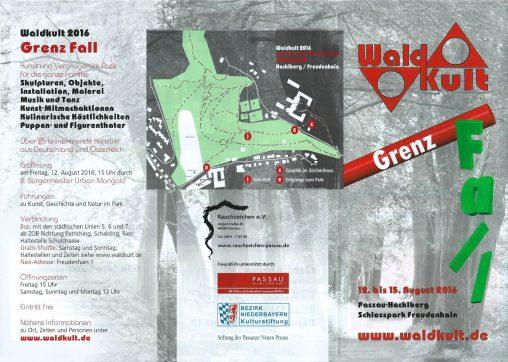 Einladung WaldKult 2016